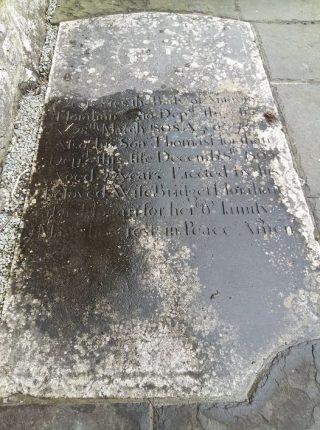 Horahan Grave