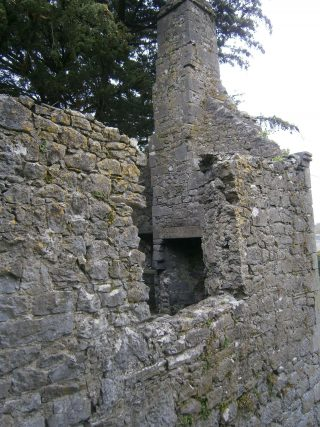 Scriptorium chimney