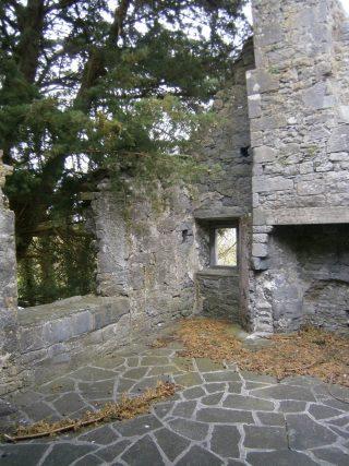 The scriptorium at Ennis Friary